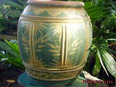 Native Pottery of Thailand